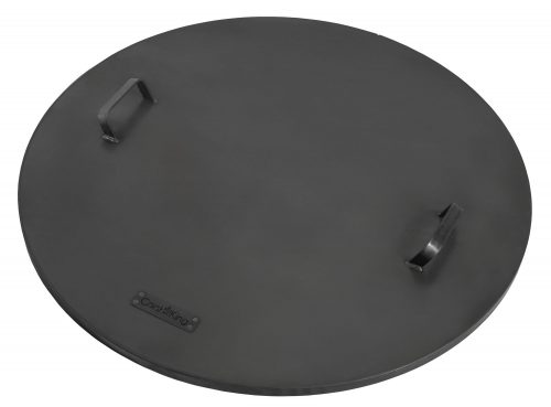 Lid for Fire Bowl with Rim